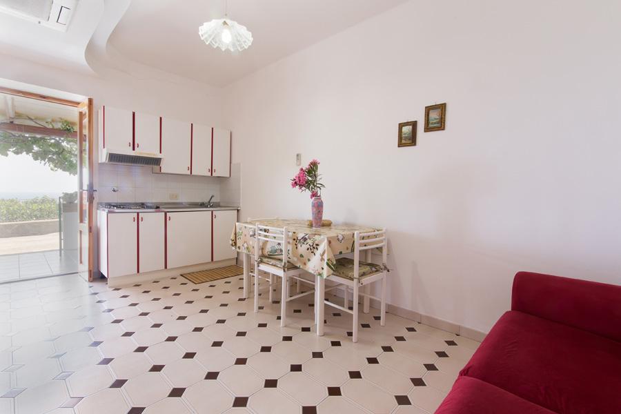 Appartamenti vista mare case vacanze margherita for Appartamenti lipari